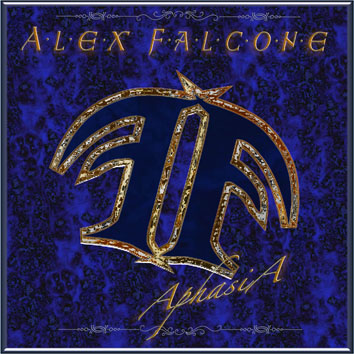 "CD - Alex Falcone ""AphasiA"""
